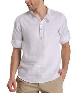 why s banded collar shirts are trending this summer