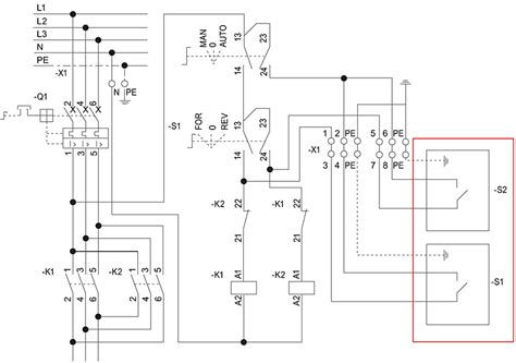 motor contactor wiring diagram moreover electrical