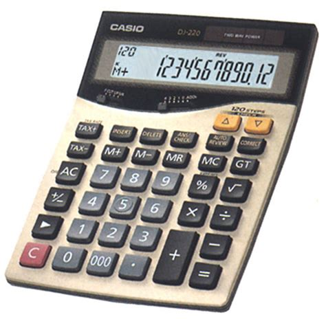 Kalkulator Casio Dj 220d Dj 240d casio dj 220 ordinateurs de poche calculatrices casio pb fx cfx pockets casio dj 220