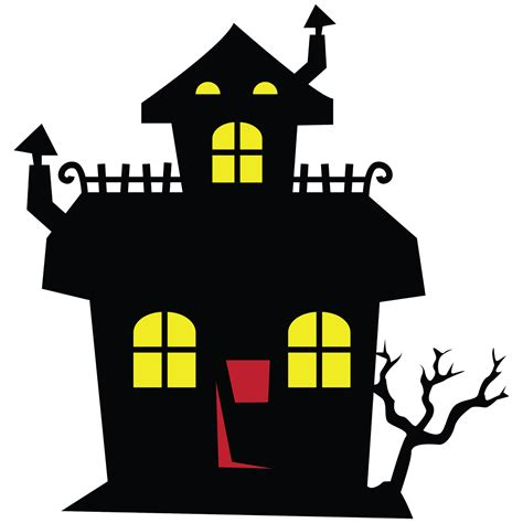 haunted house clipart spooky haunted house clipart clipartxtras