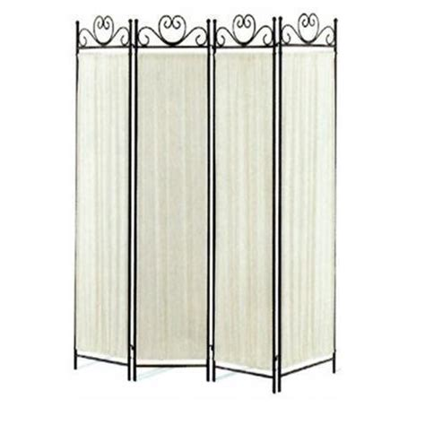 elegant room dividers coaster furniture 2710 4 panel elegant room divider screen