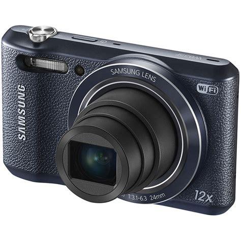 Kamera Digital Samsung Wb35f samsung wb35f smart digital black ec wb35fzbpbus b h