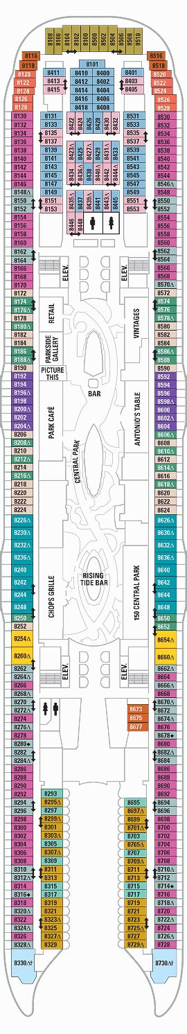 allure of the seas floor plan royal caribbean allure of the seas cruise review for cabin