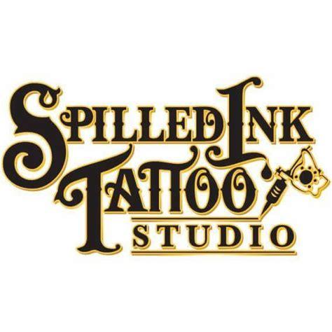spilled ink tattoo spilled ink spilledinktatts