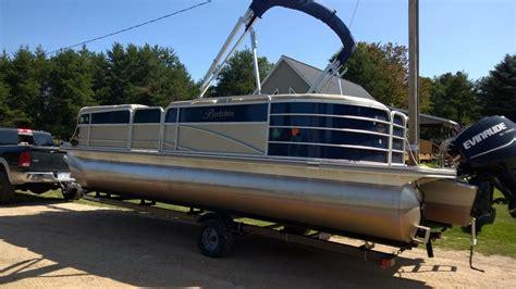24 foot pontoon trailer for sale 2012 24 foot berkshire pontoon for sale