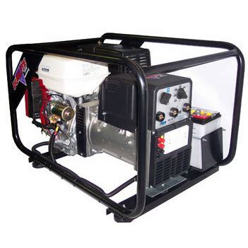 dgwghes   kva  watt honda powered generator