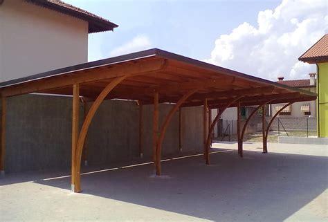 tettoie esterne in legno tettoie in legno per esterni prezzi