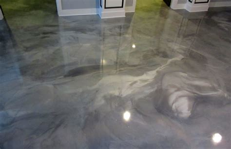 Basement Flooring Epoxy Flooring PCC Columbus, Ohio