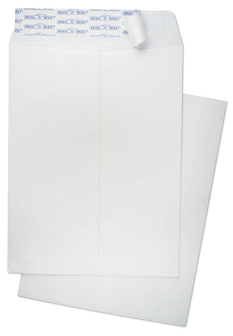10 X 13 Catalog 28lb White Wove Peel And Seel Catalog Envelopes Paoli Envelope 10x13 Catalog Envelope Template