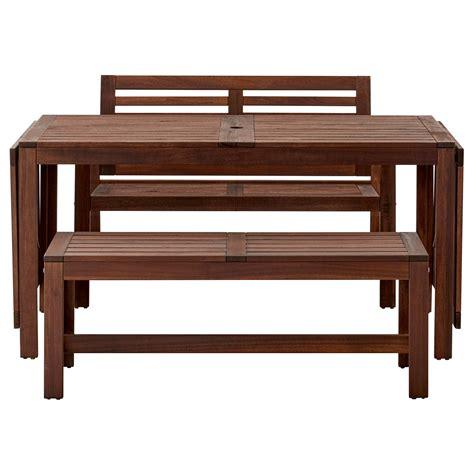 tavoli e sedie da esterno tavoli da esterno ikea divani colorati moderni per il