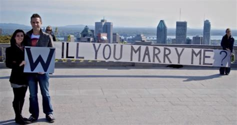 The Best Marriage Proposal Ever?   GuideAdvisor