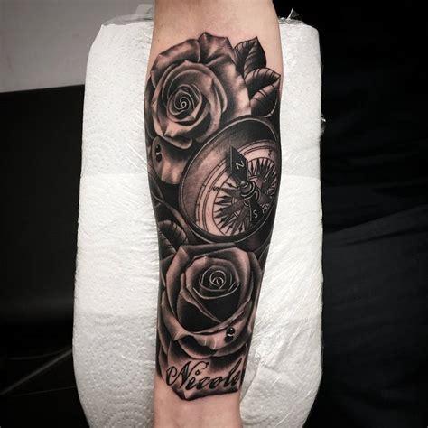 tattoo old school avambraccio tatuaggi avambraccio 50 idee originali per lei e per lui