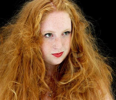 hair ancient irish file wild red hair day jpg wikimedia commons
