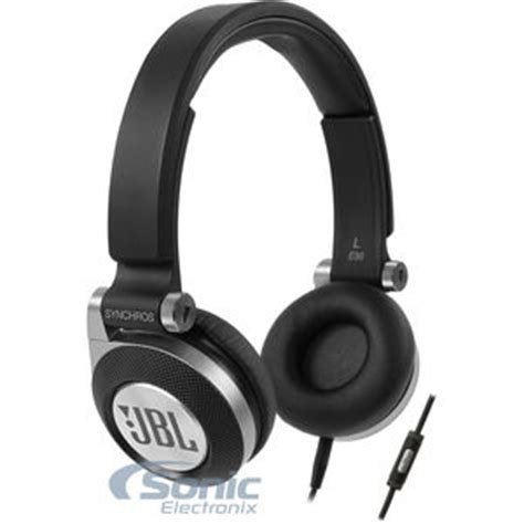 Headset Jbl Synchros E30 jbl synchros e30 black e30blk on ear headphones with mic