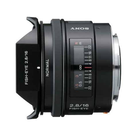 Sony Lens Sal 35mm F1 4 G sony sal 16mm f2 8 fisheye lens harga dan spesifikasi