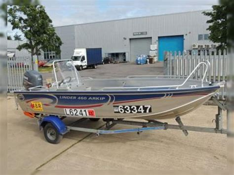 linder arkip 460 boats for sale linder 460 arkip for sale daily boats buy review