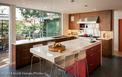 Mid Century Modern Kitchen Design Mid Century Modern Kitchen Upgraded By Building Lab