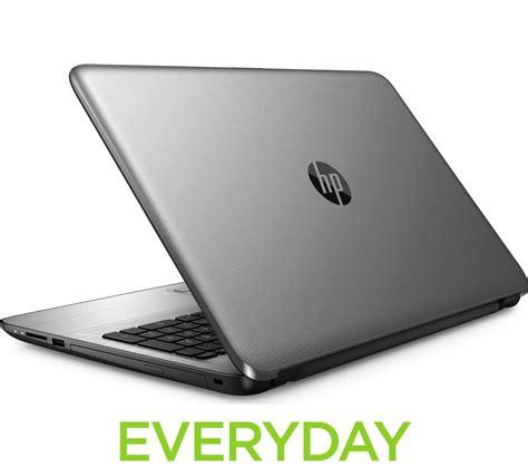 hp 15 ay168sa 15 6 quot laptop with 7th intel 174 core i7 processor silver deals pc world