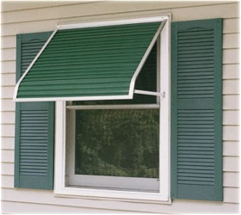 futureguard series 3100 aluminum window awnings in canada