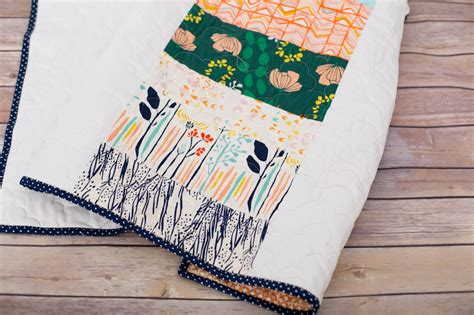 Make A Baby Quilt by Make A Baby Quilt From Scraps Simple Simon And Company