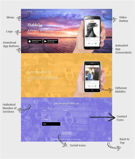 names themes for mobile mobile app theme review mythemeshop genuine