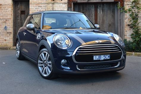 mini cooper special edition   review carsguide