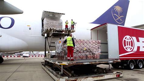 a day at h essers air cargo logistics
