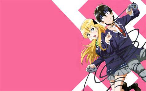 wallpaper anime girl keren gamers 5k retina ultra hd wallpaper and background