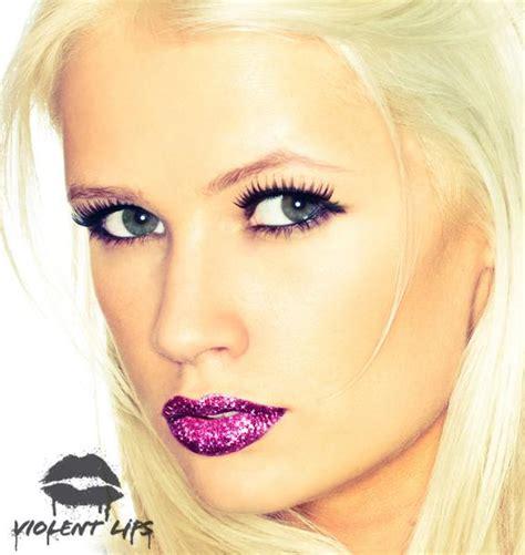 violent lips tattoo tutorial the magenta glitteratti violent lips