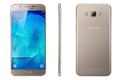 Samsung A8 Gold Samsung Galaxy A8 Price In Pakistan Gold Home Shopping
