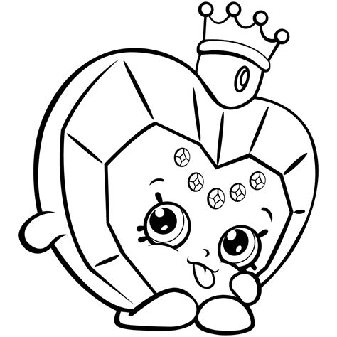 shopkins coloring pages easy shopkins coloring pages 66 coloring pages for kids