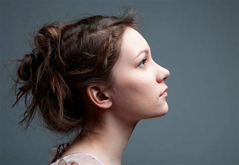 side profile of hairstyles free side portrait images pictures and royalty free
