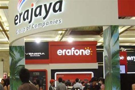 erafone nomor telepon erajaya bersama itochu dan payjoy masuk bisnis pembiayaan