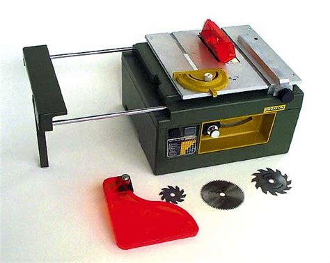 proxxon miniature table saw garden railways magazine