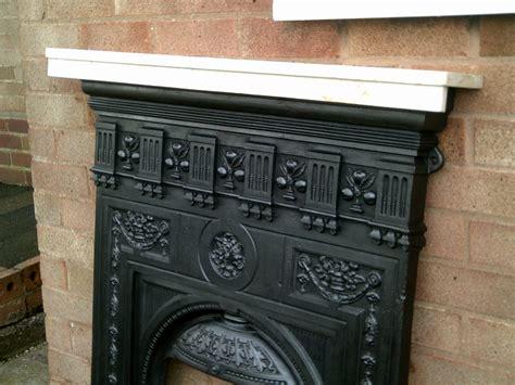 antiques atlas cast iron fireplace