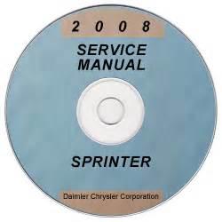 automotive repair manual 2008 dodge sprinter auto manual 2008 dodge sprinter factory service manual on cd