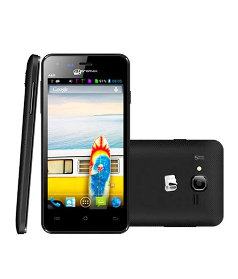 Bolt Wifi Max 2 micromax bolt a69 black buy micromax bolt a69 black at low price in india snapdeal
