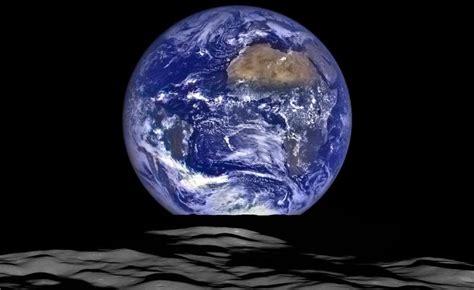 imagenes asombrosas de la nasa la nasa publica una imagen de la tierra vista desde la