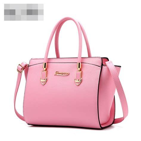 Tas Wanita Tas Import 21495sn Pink jual b7402 pink tas selempang import elegan grosirimpor
