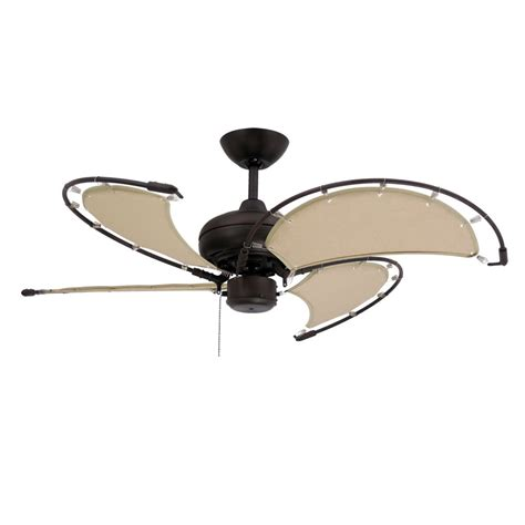 Boat Ceiling Fan by Troposair Voyage Ceiling Fan Nautical Design With 40