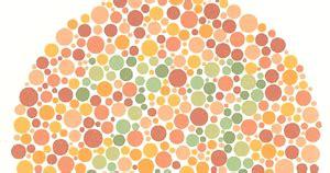 contoh tes buta warna syarat pendaftaran penerimaan