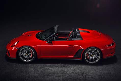 2020 Porsche Speedster by 2019 Porsche 911 Speedster Hiconsumption