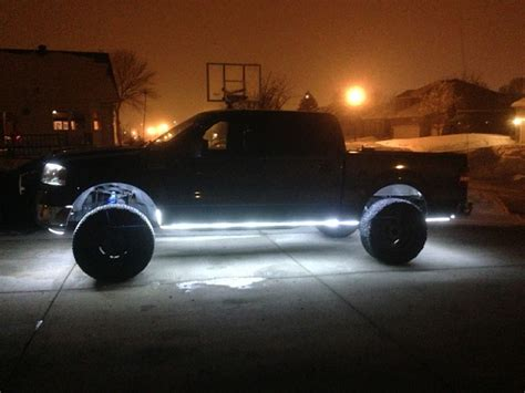 on underglow lights led service lights glow ford f150 forum