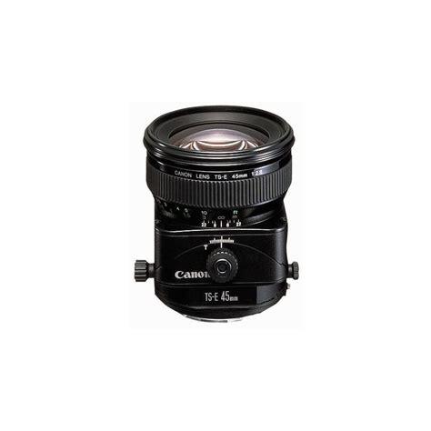 Lensa Canon Ts E 45mm obiettivo canon decentrabile ts e 45mm f 2 8