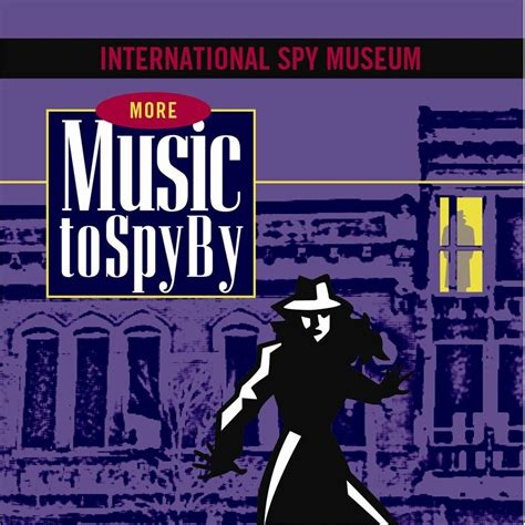 spy music more music to spy by