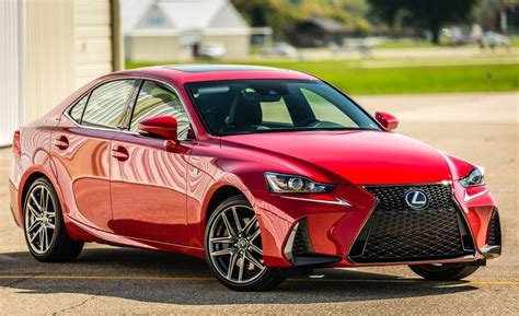 lexus is f sport 2017 2017 lexus is 200t f sport cars exclusive videos and