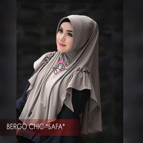 Model Kerudung Bergo Terbaru model jilbab terbaru 2018 jilbab bergo chic safa bundaku net