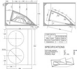 Folded horn speaker design http www lean business co uk eshop ciare