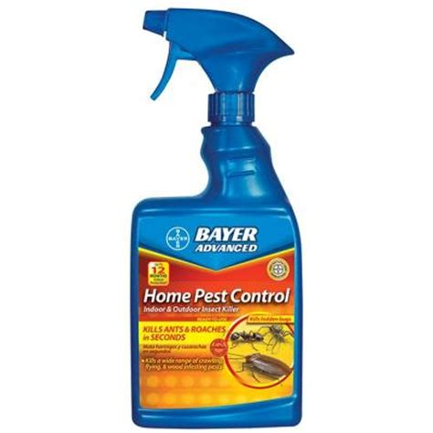 home pest 24 oz ready to use insect killer