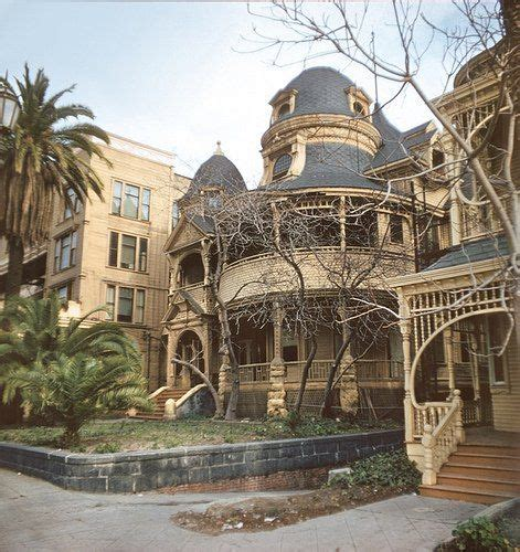 A Haunting At Richelieu High the lost mansions of downtown la the